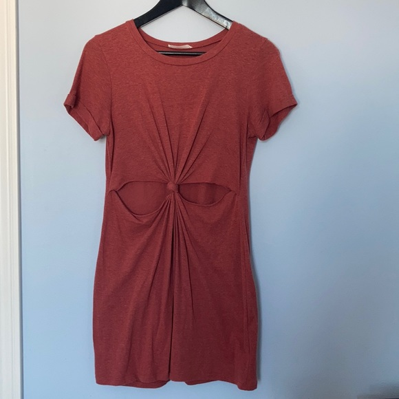 Urban Outfitters cutout summer mini dress, small